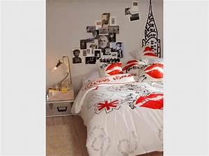 Parure De Lit Desigual : 10 parures de lit cam l ons ~ Melissatoandfro.com Idées de Décoration