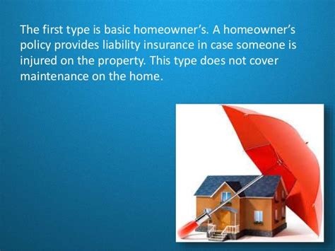 Understanding the types of life insurance policies doesn't have to be complicated. Types of Home Insurance in Calgary