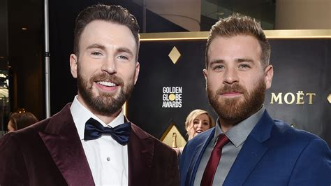 The truth about Chris Evans' younger brother, Scott