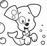 Coloring Bubble Guppies Pages Bubbles Puppy Printable Blowing Birthday Colouring Cartoon Sketch Guppy Sheets Cake 2nd Explore Molly Draw Pagestocolor sketch template