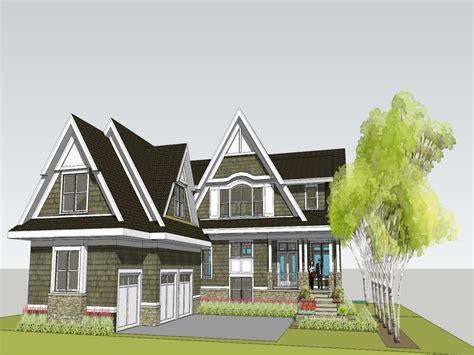 U Home Design Review : Review L Shaped House Plans Modern