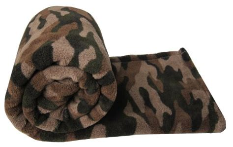camouflage coral fleece throw army camo throw blanket