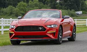 2020 Ford Mustang EcoBoost High-Performance Convertible: Review - » AutoNXT