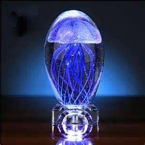 crystal small night light music box creative gift led novelty lights at lighthotdeal com