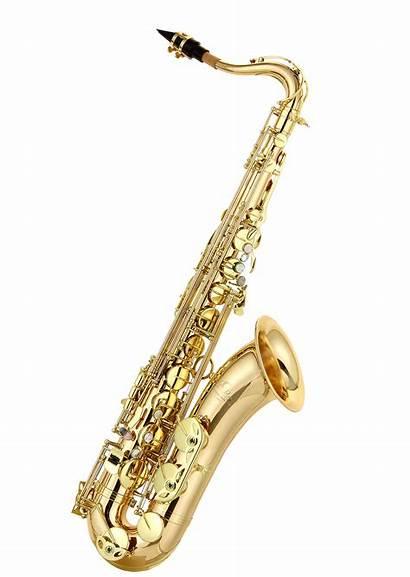 Saxophone Clipart Instruments Transparent Sax Background Trumpet