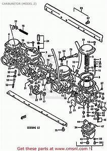 Suzuki Gs550m 1981  X   E02 E04 E06 E22 E24 E34