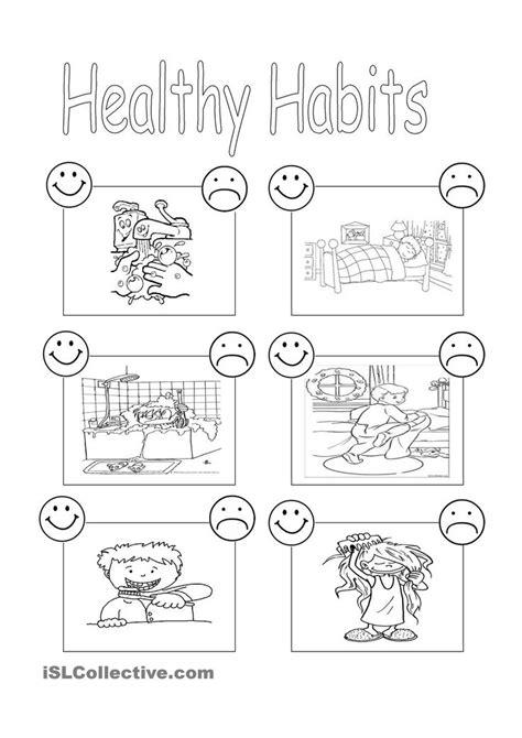 healthy habits school 3rd grade healthy habits for