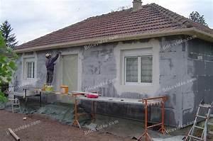 Isolation Extérieure Bardage Prix : isolation mur exterieur crepis devis isolation thermique ~ Premium-room.com Idées de Décoration