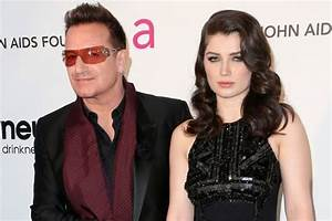 Bono39s Actress Daughter Eve Hewson Forced U2 Singer To