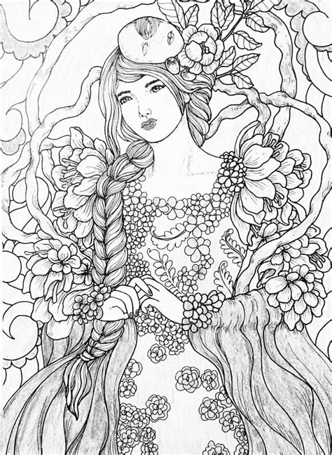 Pin by Lisa Tepp on Coloring pages | Adult colouring