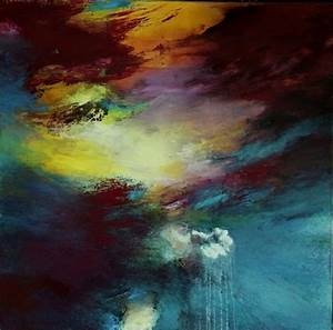 Abstract Nature Paintings | Lang Art Abstract art Nature ...