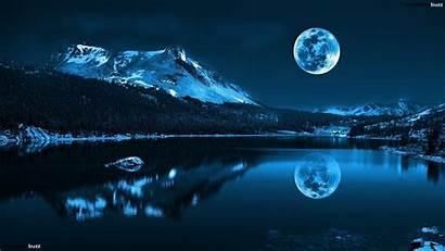 Night Landscape Beauty