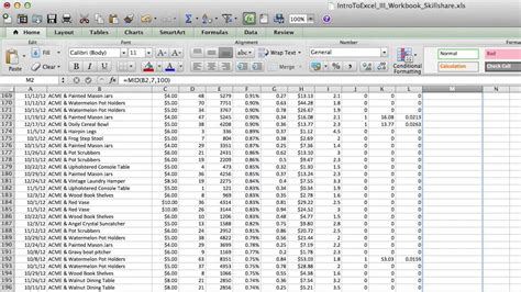 clean  raw data  excel youtube
