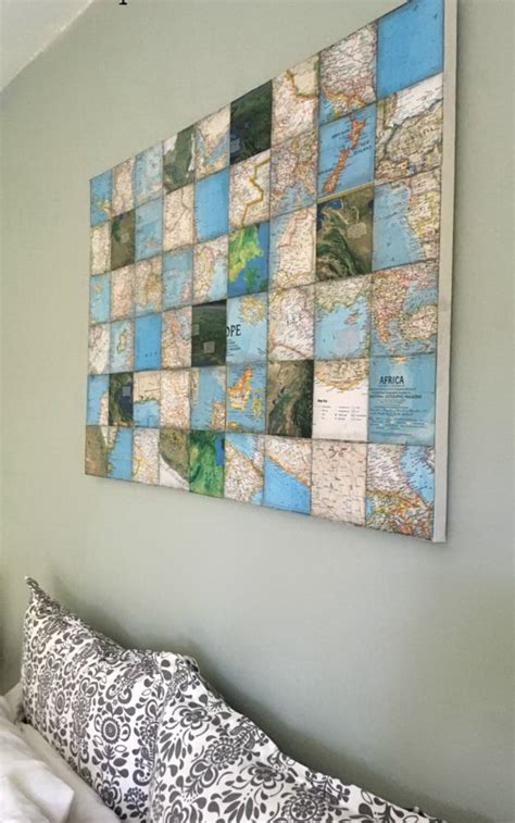 Tool Box Dresser Diy by Diy Ways To Craft With Old Maps Listing More