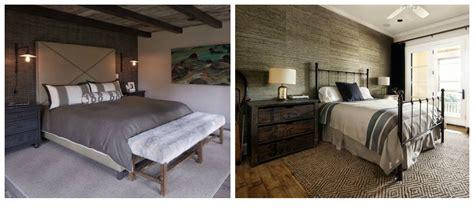 chambre des maitres moderne idées et photos pour une chambre de style moderne rustique