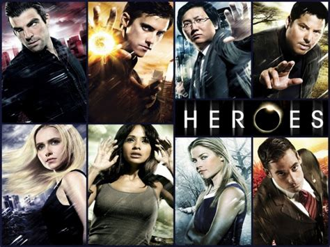 Heroes Reborn: New Characters, New Plot (Video) – Guardian Liberty Voice