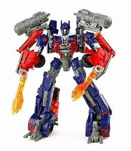 Transformers Dark of the with Optimus Prime Moon Toys ...
