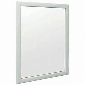 miroirs de salle de bain manutan achat vente de With miroir sanitaire