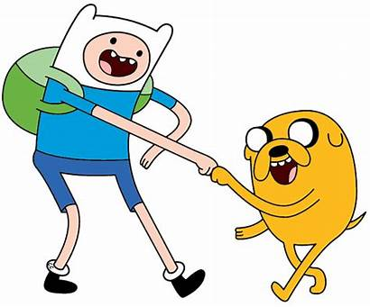 Cartoon Adventure Jake Finn Clipart Clip Dog