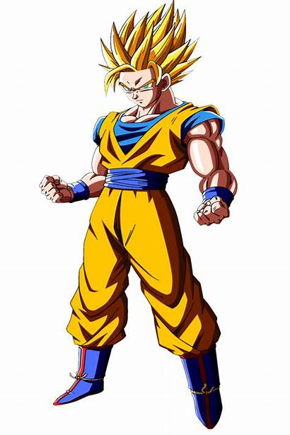 Goku Ssj Fase Dragon Ball Imagenes Dios