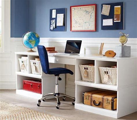 Pottery Barn Small Living Room Ideas by Organizing A Study Space In Your Child S Room San Diego