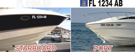 Florida Statute Boat Registration boat name ideas boat name design install ta