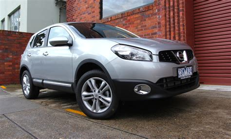 nissan dualis ts review  caradvice