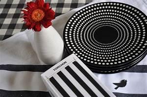 Assiette Rectangulaire Ikea : l 39 art de la curiosit classic g om trie en noir blanc ~ Teatrodelosmanantiales.com Idées de Décoration