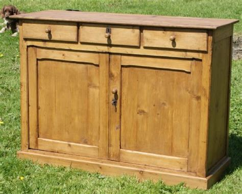 Pine Sideboards And Buffets by Stripped Pine Buffet Sideboard 226494