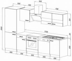 Küche 280 Cm : respekta k che k chenzeile k chenblock 280 cm wei schwarz k hlkombi designhaube ebay ~ Markanthonyermac.com Haus und Dekorationen