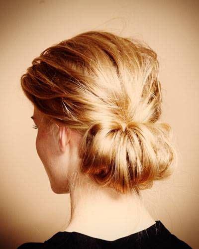 haarstyling lange haare hochstecken kein problem