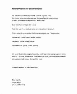 Friendly payment reminder letter samples template business for Photo templates from stopdesign image info