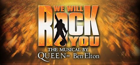 We Will Rock You  Hull New Theatre & Hull City Hall