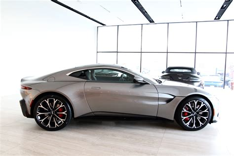2019 Aston Martin Vantage For Sale by 2019 Aston Martin Vantage Taking Orders Stock 9nx85250