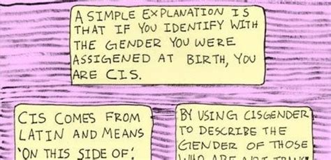 30+ Examples Of Cisgender