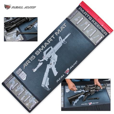 ar 15 cleaning mat ar15 smart cleaning mat with built in tray resistant