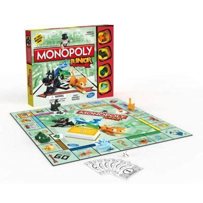 monopoly junior board cogs the brain shop