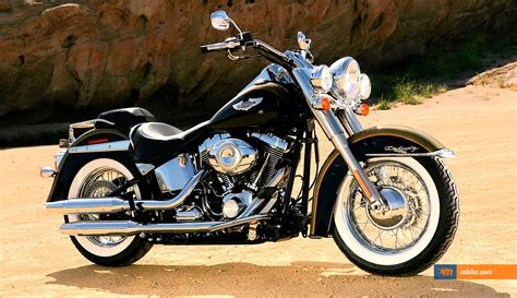 Harley Davidson Softail Deluxe On Pinterest