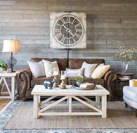 livingroom decor decorating farmhouse style living room very