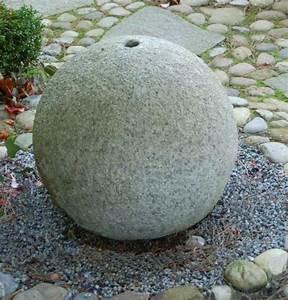 Steine Kaufen Garten : kugel als quellstein bei bambus kultur kaufen gartengestaltung pinterest quellstein ~ Frokenaadalensverden.com Haus und Dekorationen