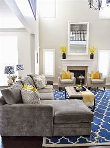 best 25 navy blue and grey living room ideas on pinterest With living room furnishings and design