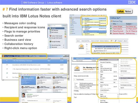 8 Reasons You'll Love Using Ibm Lotus Notes 8 Outlook Business Card Design Holding Psd Edit My 2016 Car Rental Cards Officeworks Printing Paper Background Hillcrest Holder App On Iphone