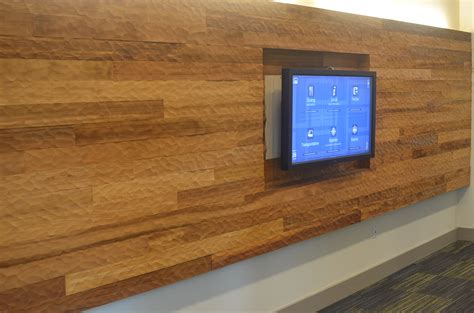 Wand In Holzoptik by Re Ward How To Utilize Reclaimed Wood In Commercial