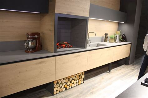 Ideas For Painted Kitchen Cabinets - wood kitchen cabinets just one way to feature natural material