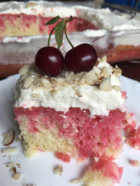 jello poke cake crystalandcompcom
