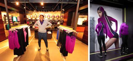 niketown  london relaunches sportsister  womens