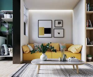 deco bathroom ideas yellow room interior inspiration 55 rooms for your