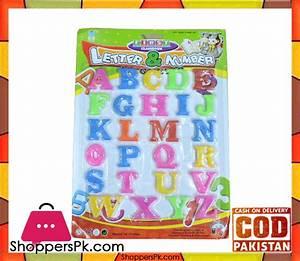 Buy kid magnetic alphabet letters at best price in pakistan for Buy magnetic alphabet letters
