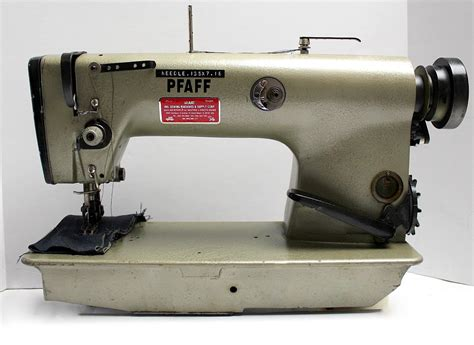Pfaff 487 Top Feed Machine 1-needle 2-thread Lockstitch Reverse Curtains Patterns Free And Swags Door Mesh Curtain Beads For Doorways How To Make A Long Rod Pleat Styles Shower Fabric By The Metre Etsy Tie Backs