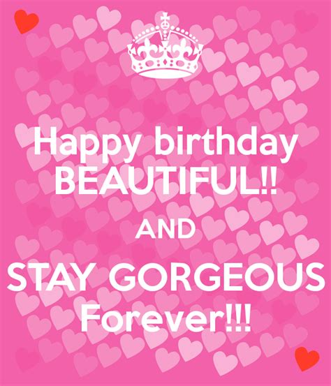 sweety fit silver m 30 happy birthday beautiful and stay gorgeous forever